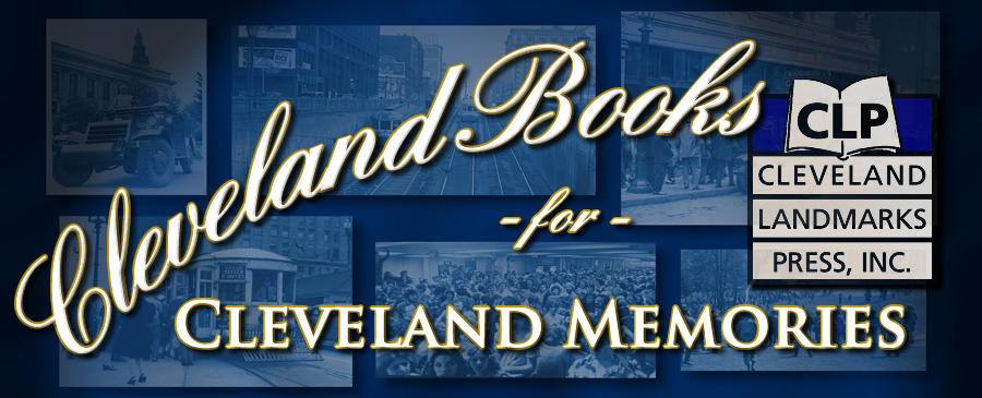Check out books published by Cleveland Landmarks Press