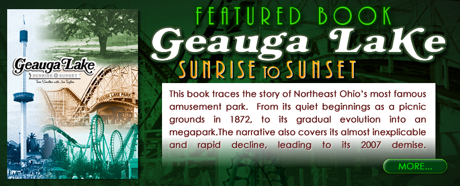 Geauga Lake - New Book
